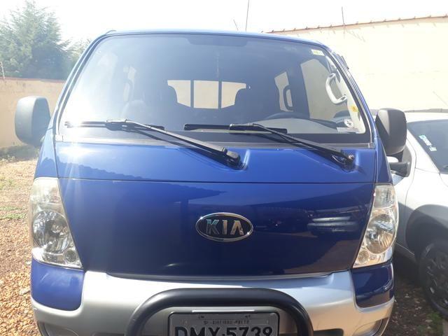 Kia Bongo 2.7 4X4 diesel cab. Dupla 2005