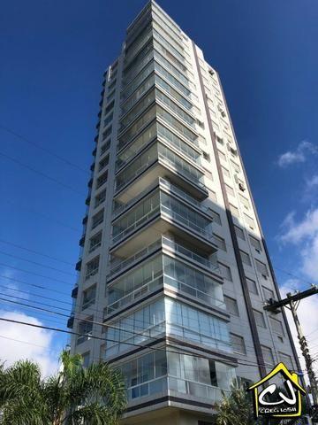 Apartamento c/ 4 Quartos - Praia Grande - Linda Vista Mar - 1 Vaga - Foto 12