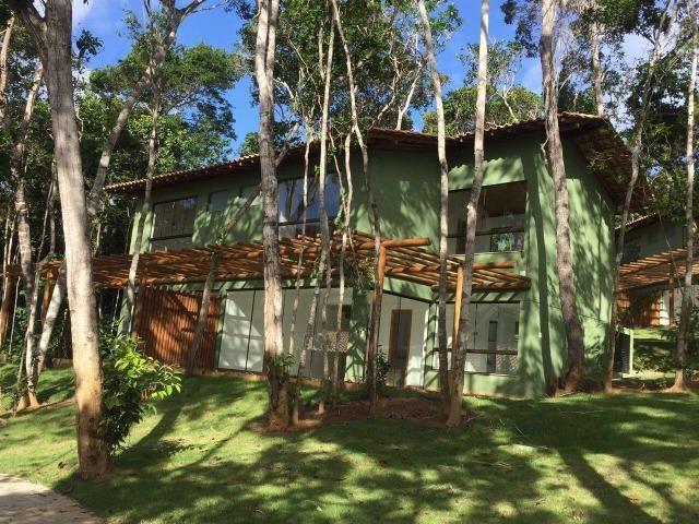 Casa 2/4 Nova, na beira da Lagoa Aruá em Praia Forte !!! Financia !!! - Foto 9