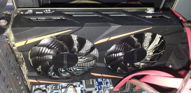 RX 550 2gb gigabyte dual fan