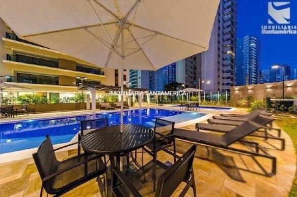 Apartamento para alugar com 3 dormitórios em Gleba fazenda palhano, Londrina cod:04656.003 - Foto 8