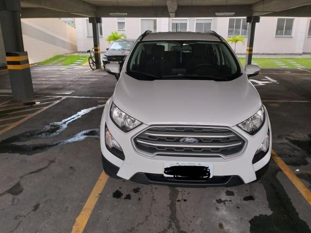 Vendo Ecosport Automático