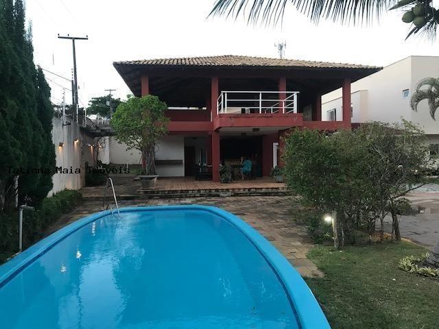 Vende Casa Cond. Fechado em Candelária 3 Suítes 5 Wc 320 mts² Dep.Comp - Foto 12