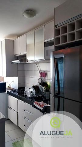 Apartamento 2 quartos mobiliado, ótima localização edf. Villaggio Pompeia centro norte - Foto 6