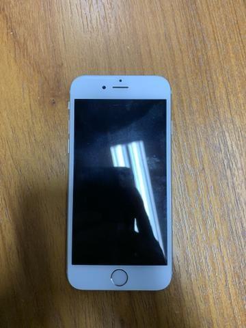 Iphone 6s 32gb + capa carregadora mophie