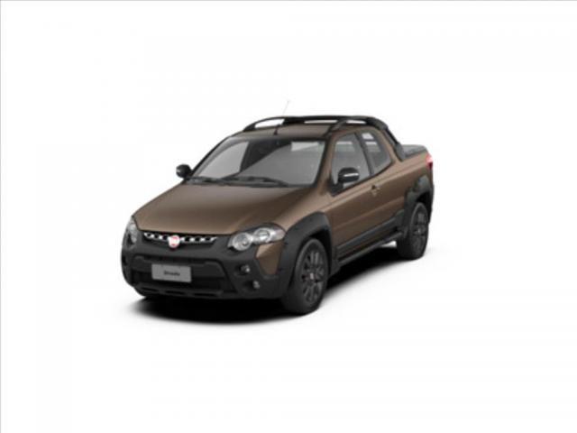 FIAT STRADA 1.8 MPI ADVENTURE CD 16V FLEX 3P MANUAL - Foto 6