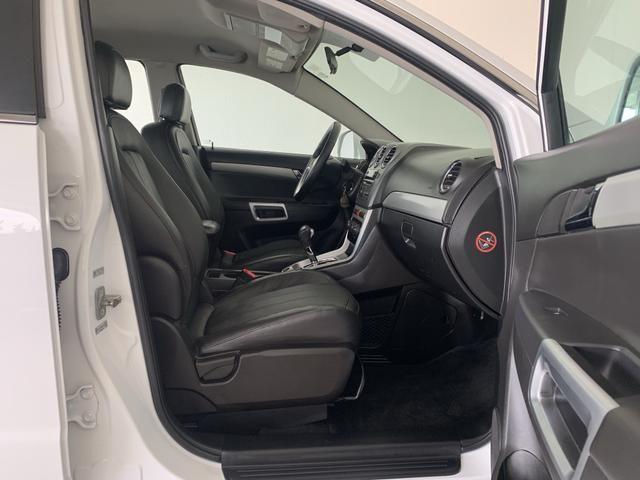 Chevrolet Captiva 2.4 baixa Km placa A - Foto 13
