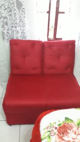 Sofa puff 2 lugares