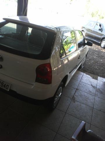 VW. Gol ano 2008 1.0 flex 8 válvulas ar condicionado (16)36360785 - Foto 4