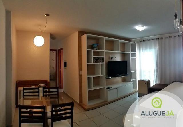 Apartamento 2 quartos mobiliado, ótima localização edf. Villaggio Pompeia centro norte