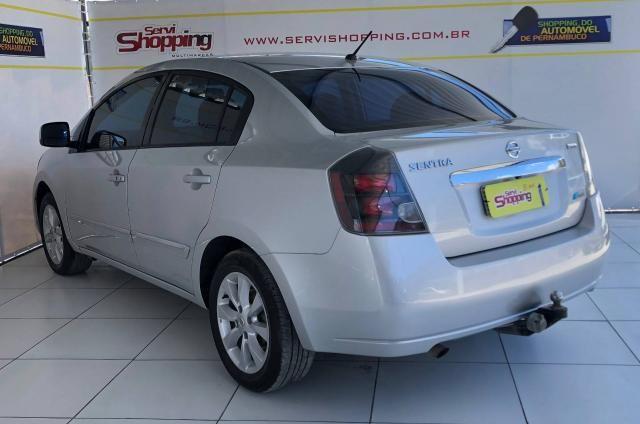 SENTRA 2012/2013 2.0 S 16V FLEX 4P AUTOMÁTICO - Foto 6