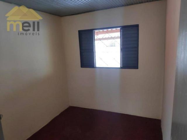 Casa com 2 dormitórios para alugar, 87 m² por R$ 650,00/mês - COHAB - Presidente Prudente/ - Foto 8