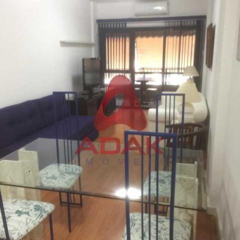Apartamento para alugar com 1 dormitórios em Copacabana, Rio de janeiro cod:CPAP11341