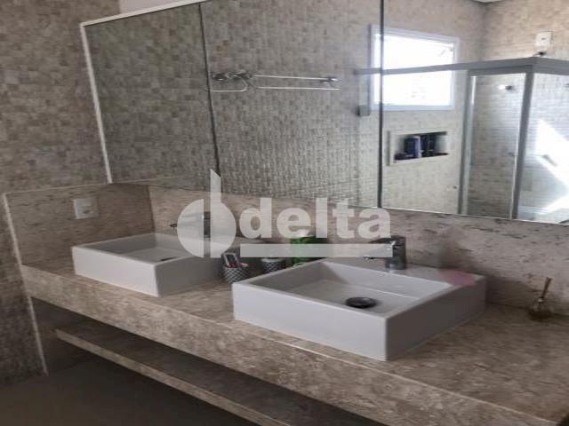 Casa de condomínio à venda com 3 dormitórios em Shopping park, Uberlândia cod:33408 - Foto 20