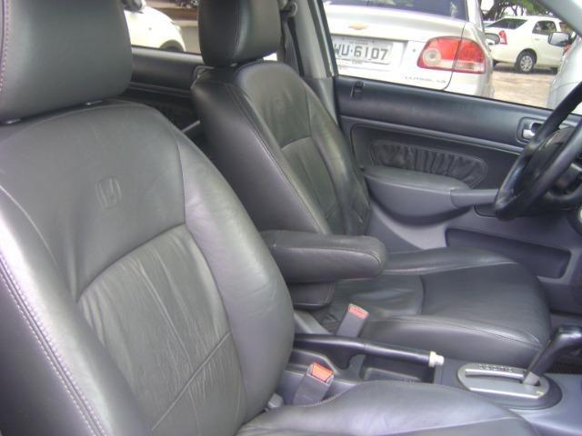 Honda Civic 1.7 Ex Automático 2005/2005 Simone * - Foto 6