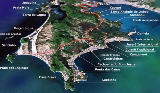 Apartamento 2 dormi, 60 m² por r$ 350.000 - 150mts do mar dos ingleses - florianópolis/sc - Foto 2
