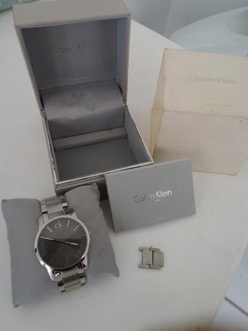 e89c9989614 Relogio Calvin Klein Importado da Italia - Bijouterias