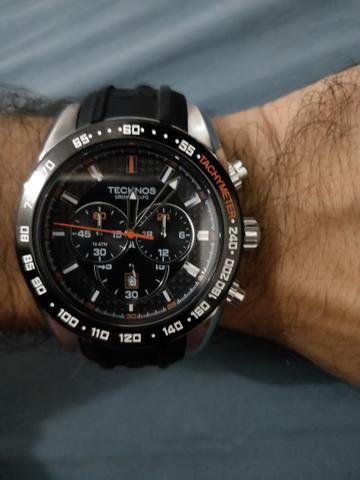 cc4027ce0ea Relógio technos original com nota e caixa! - Bijouterias