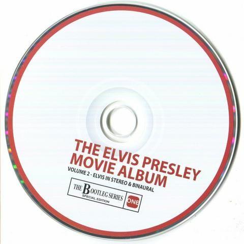 CD The Elvis Presley Movie Album - Volume 2 (The Bootleg Series