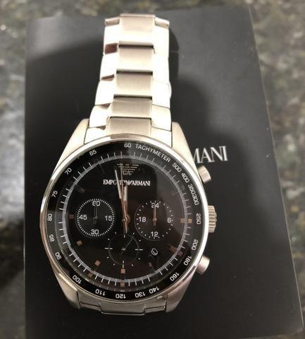 bcdc731ecf8 Vendo Relógio Armani
