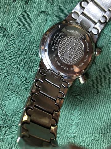 eed1ba0c26e Relógio Sector Suíço Automático - Bijouterias