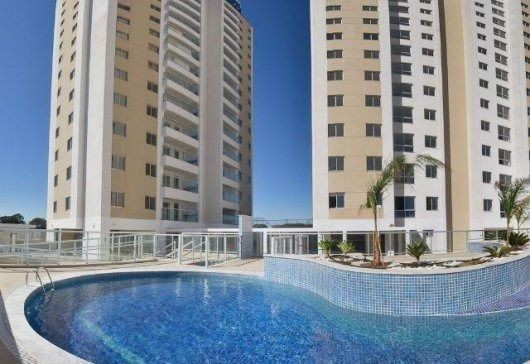 Apartamento 3 qtos Smart Club 77m 1 vaga Aceita apto 2 quartos