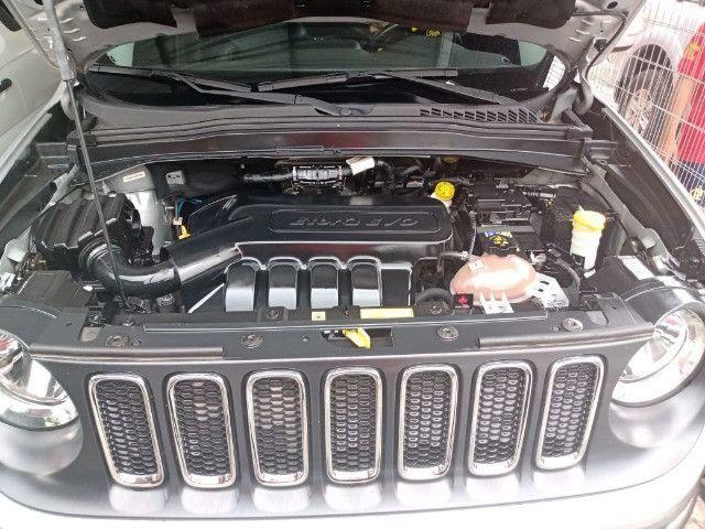 Jeep Renagade 1.8 2017 Automática +(gnv) único dono Entr + 48x1.199 fixas no CDC - Foto 3
