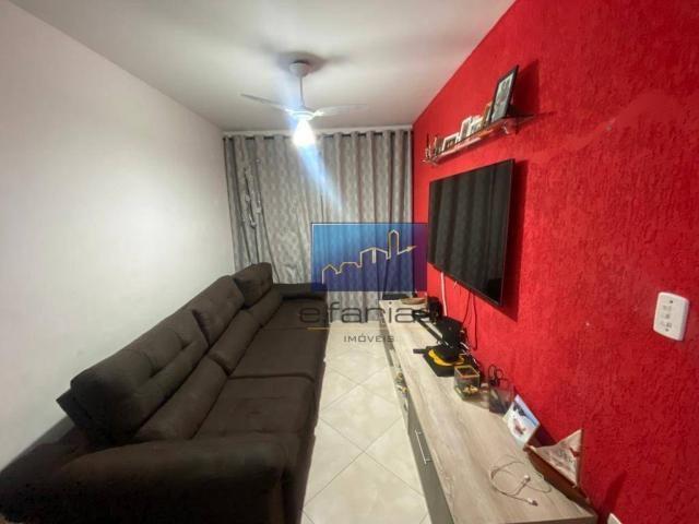 Apartamento com 2 dormitórios à venda, 47 m² por R$ 225.000,00 - Vila Carmosina - São Paul
