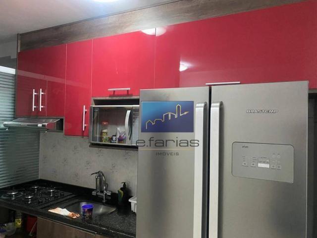 Apartamento com 2 dormitórios à venda, 47 m² por R$ 225.000,00 - Vila Carmosina - São Paul - Foto 4