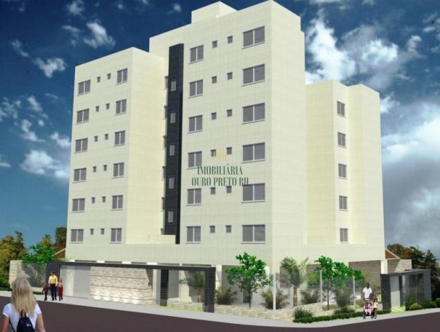 Apartamento à venda com 3 dormitórios em Sinimbu, Belo horizonte cod:3625