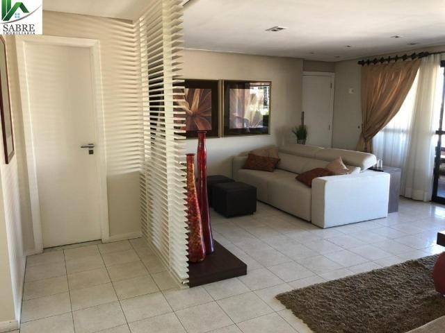 Apartamento 3 suítes a venda, Condomínio Saint Romain, bairro Vieiralves, Manaus-AM - Foto 13