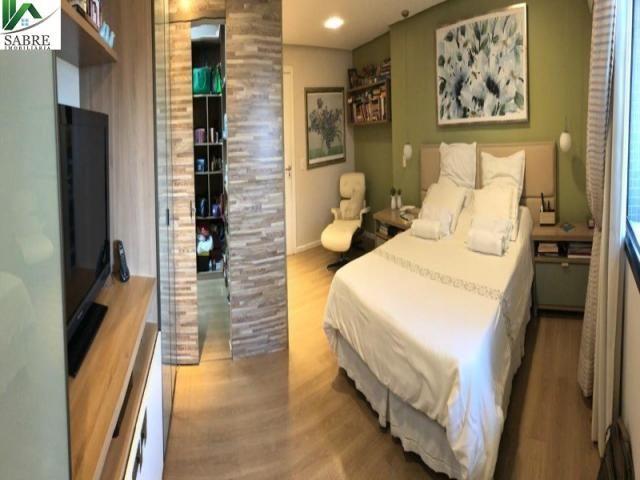 Apartamento 3 suítes a venda, Condomínio Saint Romain, bairro Vieiralves, Manaus-AM - Foto 19