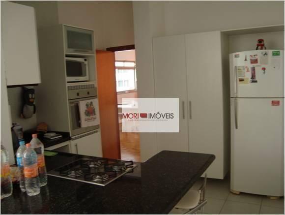 Apartamento com 4 dormitórios para alugar, 124 m² por R$ 4.700,00/mês - Cerqueira César -  - Foto 5