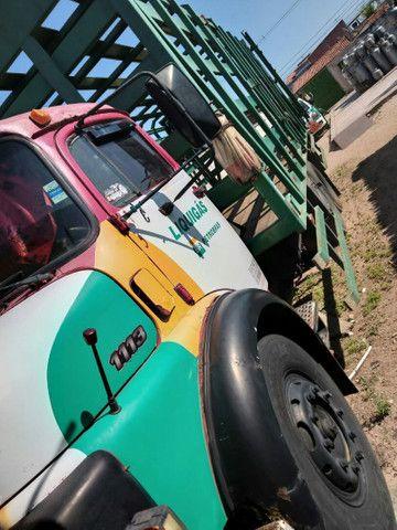 Vendo caminhão para transporte de gás  - Foto 2