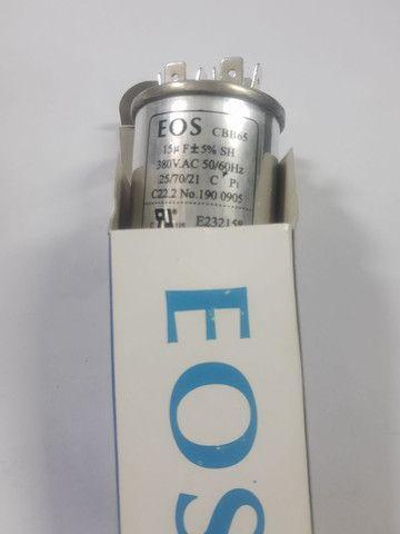 Capacitor de 15MF EOS - Foto 2