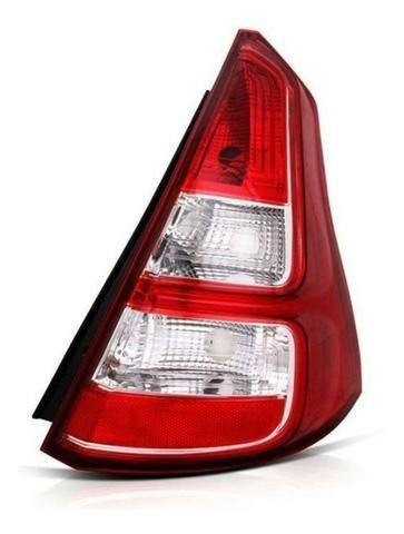 Lanterna Traseira Renault Sandero 2012 2013 2014 Vermelha - Foto 4