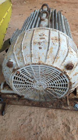 Motor elétrico 200cv 1750 rpm 220/380
