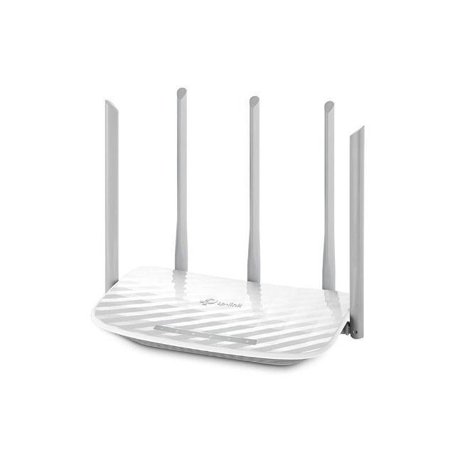 Roteador Wireless Dual Band AC1350 TP-Link - Archer C60 - Loja Fgtec Informática