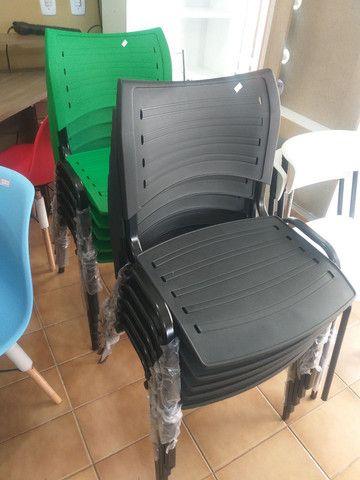 Cadeira ISO!
