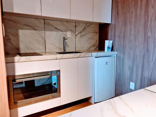 Belíssimo Flat no Edifício Porto Velho Office Mobiliado - Foto 11