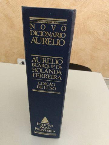 Dicionarios Aurelio, de portugues e ingles, e portugues - Foto 2