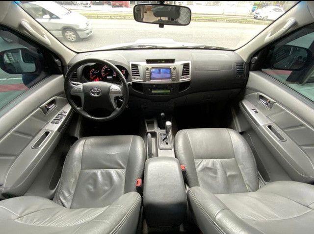 Toyota Hilux Hilux CD SRV D4-D 4x4 3.0 TDI Diesel Aut - Foto 4