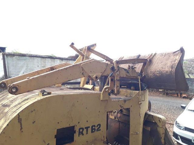 H com caçamba da Retro Escavadeira Case 580H - Foto 2