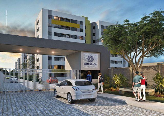 Residencial Grand Pátio 1 - Oportunidade: Entrada facilitada em até 80 meses