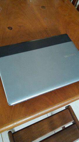 Notebook Samsung, Intel core i3, 6GB de RAM: R$: 700,00 - Foto 3