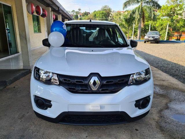 Renault Kwid Life 1.0 Flex 2021 - Foto 2