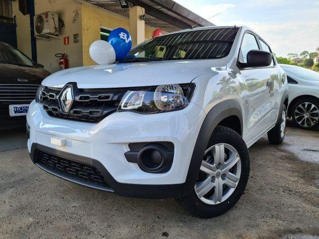 Renault Kwid Life 1.0 Flex 2021 - Foto 5