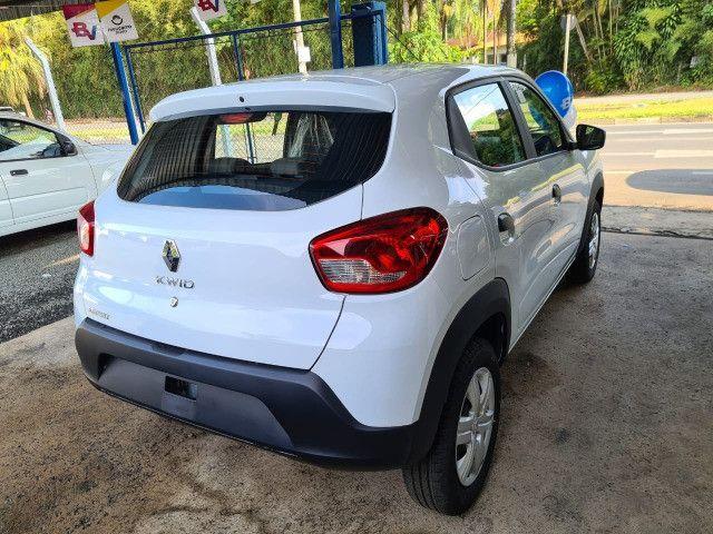 Renault Kwid Life 1.0 Flex 2021 - Foto 8