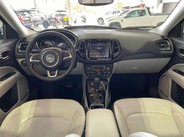 Jeep Compass Limited 2.0 Diesel 2020 Pronta Entrega  - Foto 7