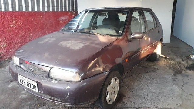 Ford Fiesta 1.0 Completo Repasse  - Foto 2